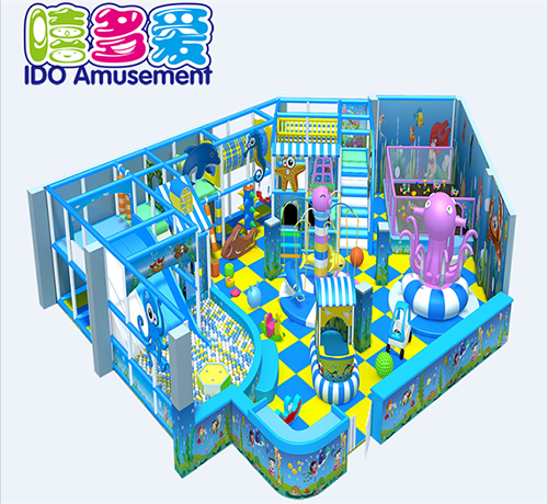 Children Multi function Indoor Playground Equipment