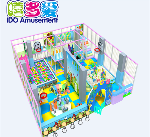 commercial safe small toddler soft play equipment indoor playground