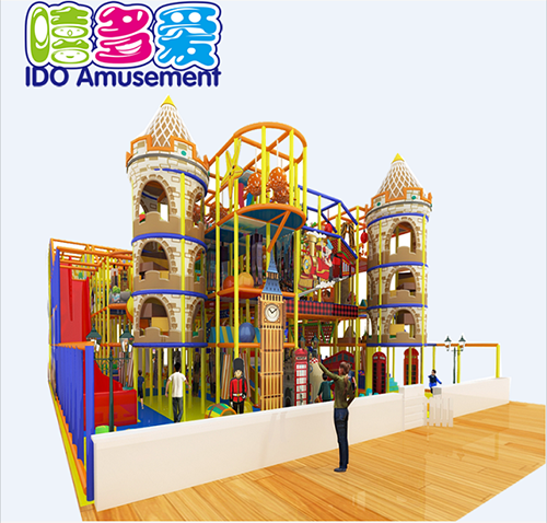 commercial safe small children soft play equipment indoor playground