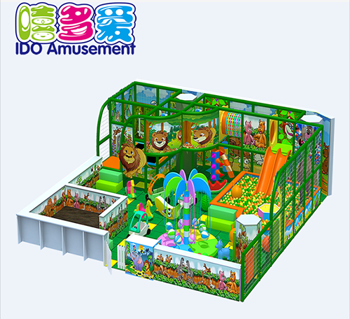 commercial safe small kid soft play indoor playground
