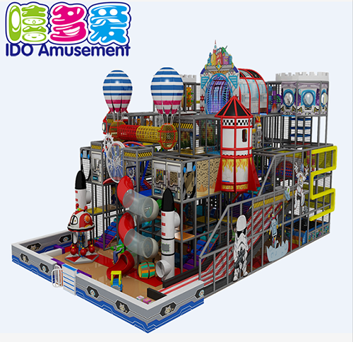 commercial safe used children soft play equipment indoor playground
