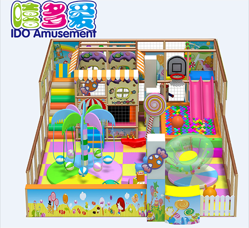 commercial environmental school kid soft play equipment indoor playground