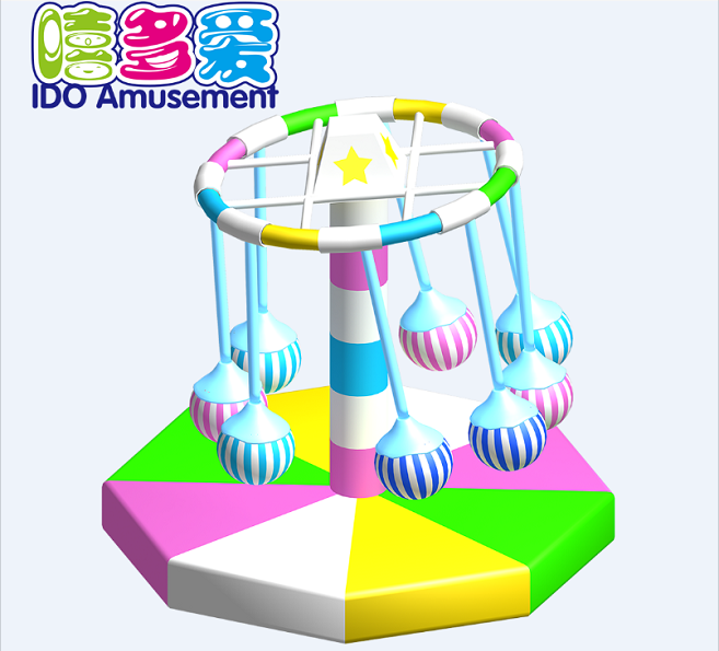 commercial environmental kindergarten kids naughty castle indoor playground